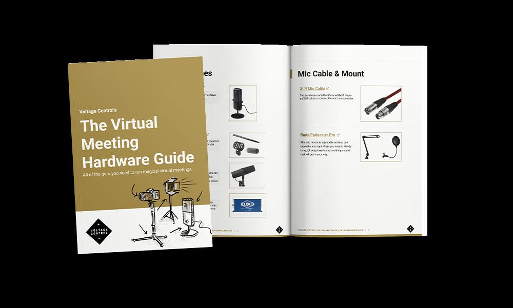 Virtual Meeting Hardware Guide